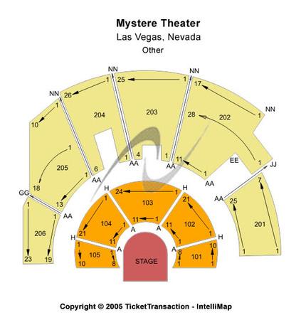 Treasure Island Tickets In Las Vegas Nevada Treasure
