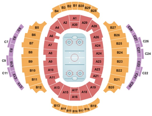 Ericsson Globe Arena Tickets In Stockholm Seating Charts