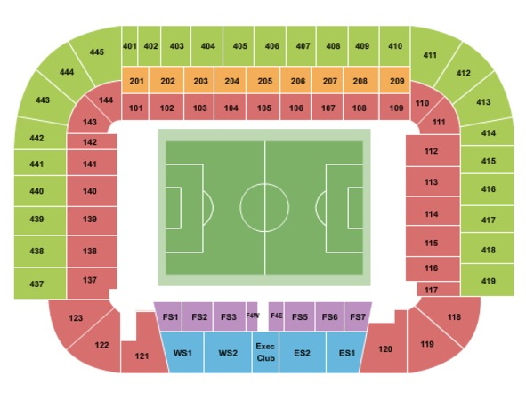 Celtic Park Tickets In Glasgow Celtic Park Seating Charts Events