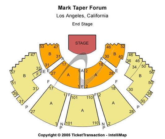 Mark Taper Forum Tickets In Los Angeles California Mark Taper Forum