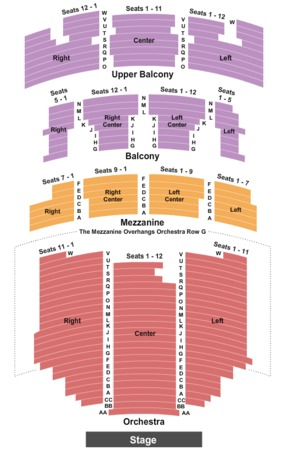 Paramount theatre tx tickets in austin texas seating charts