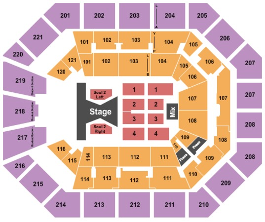 Matthew knight arena tickets in eugene oregon seating charts