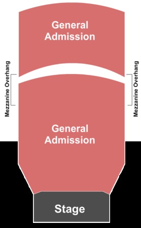 Morrison Center For The Performing Arts General Admission