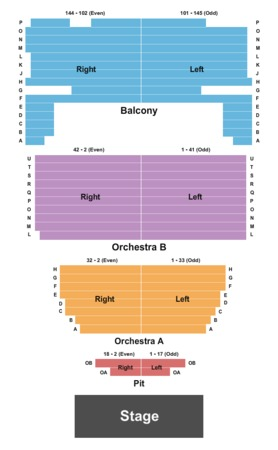 Ford Community Performing Arts Center Tickets In Dearborn Michigan