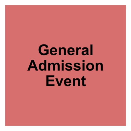 Mercedes Edwards Theatre General Admission