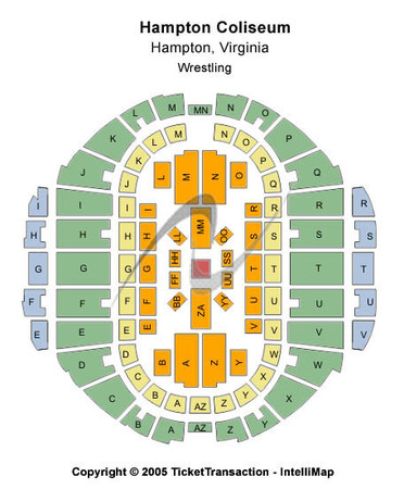 Hampton Coliseum Other