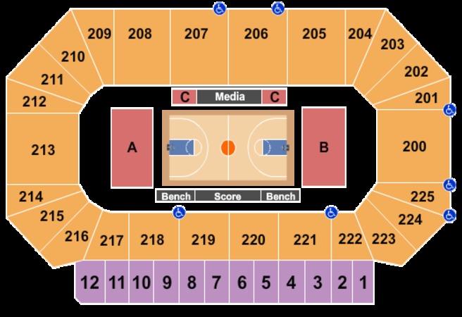 Heartland Events Center Tickets In Grand Island Nebraska
