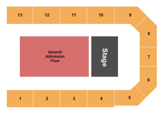 PNE Forum Tickets in Vancouver British Columbia, PNE Forum