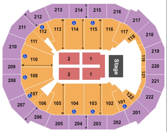 Chaifetz Arena Martin Lawrence