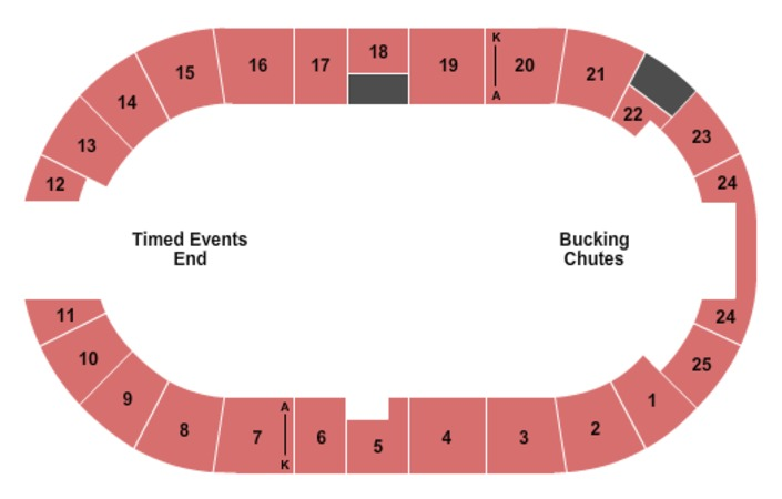 Nutrien Western Event Centre Tickets In Calgary Alberta Seating Charts Events And Schedule