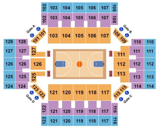 Albany Civic Center Tickets in Albany Georgia, Albany Civic Center