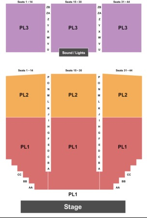 northern quest casino seating chart