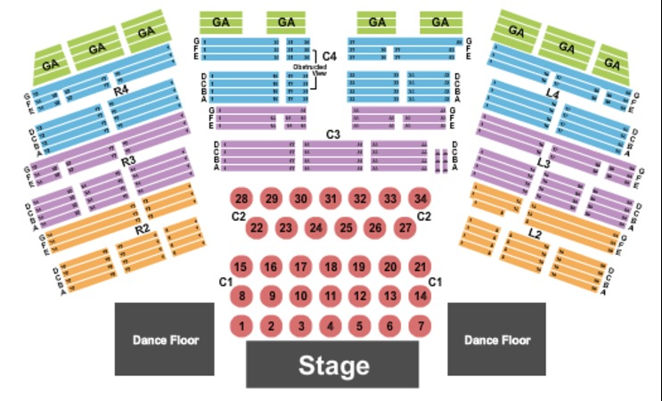Soaring Eagle Seating Chart Activity Flow Excel Best Of How To Create A Milestone In