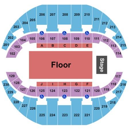 Burton Memorial Coliseum Complex Tickets In Lake Charles Louisiana