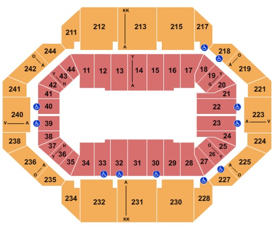 Rupp Arena Open Floor 2