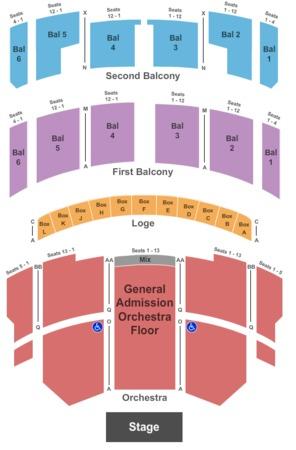 Taft theatre tickets in cincinnati ohio taft theatre seating charts