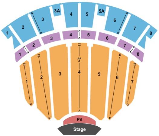 Charleston Municipal Auditorium Tickets In Charleston West