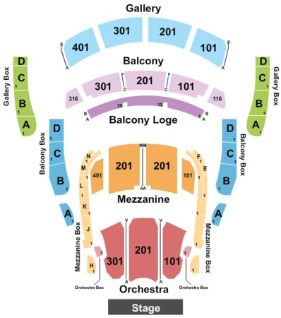 Ordway Center For Performing Arts Tickets In Saint Paul Minnesota Seating Charts Events And Schedule
