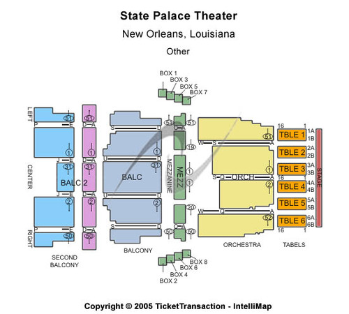 State Palace Theater Other
