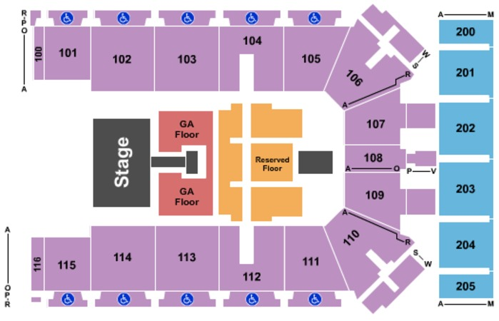 Tyson Events Center - Gateway Arena Kelsea Ballerini