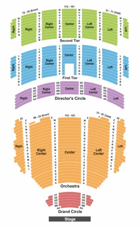 Tickets In Pittsburgh Pennsylvania
