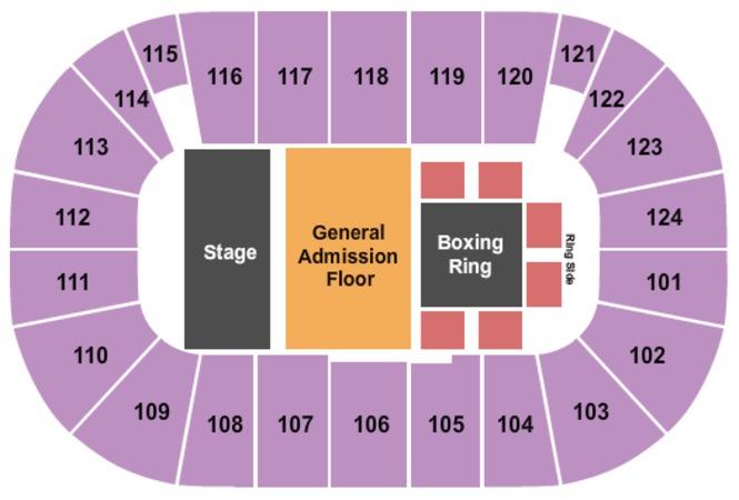 Tsongas Center Tickets In Lowell Massachusetts Tsongas