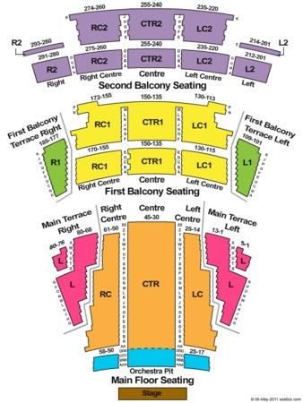 Jubilee Auditorium Calgary Seating Map Southern Alberta Jubilee Auditorium Tickets in Calgary Alberta