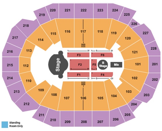 Fiserv Forum Shawn Mendes