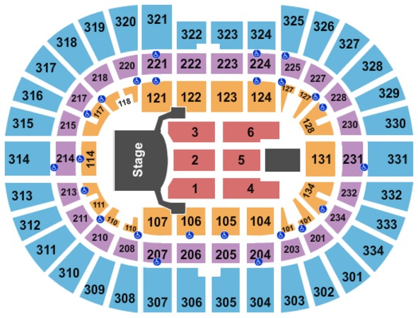 Schottenstein Center Celine Dion 2020