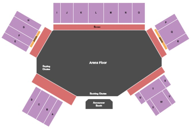 Reno Livestock Events Center Tickets In Reno Nevada Seating Charts Events And Schedule