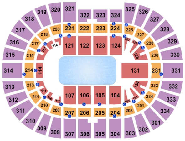 Schottenstein Center Disney on Ice