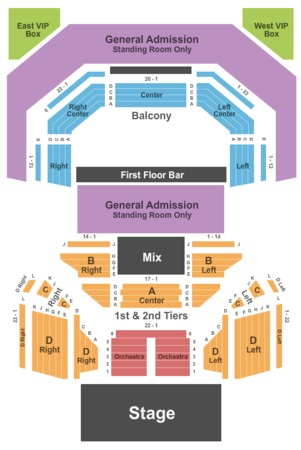 The pageant tickets in st louis missouri the pageant seating