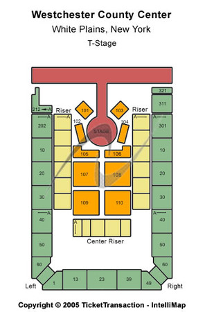 Westchester County Center Tickets in White Plains New York ...