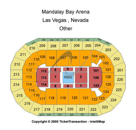 Mandalay Bay - Events Center Other