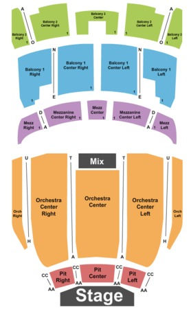 Olympia Theater Tickets In Miami Florida Olympia Theater Seating Charts Events And Schedule