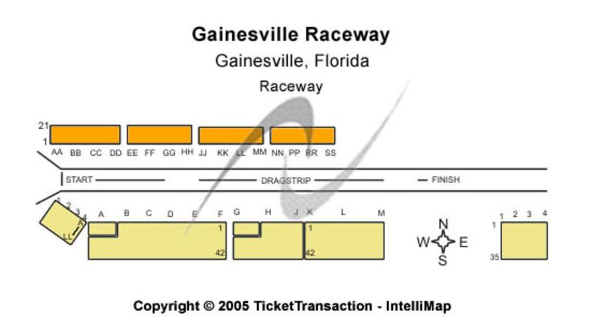 Gainesville Raceway Tickets In Gainesville Florida
