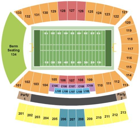 New ASU Stadium Tickets in Montgomery Alabama, New ASU ...