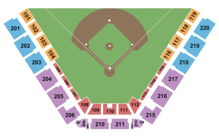 Osceola County Stadium Tickets In Kissimmee Florida