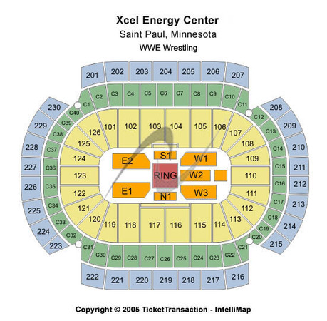 Xcel Energy Center Other