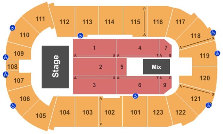 State Farm Arena Tickets in Hidalgo Texas, State Farm ...