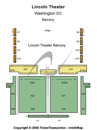 Lincoln Theatre Tickets In Washington District Of Columbia. Lincoln Theatre Other. Lincoln. Lincoln Theatre Seating Diagram At Scoala.co
