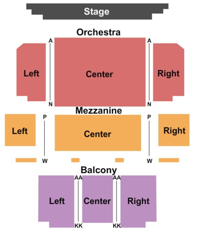 Reilly Arts Center Tickets In Ocala Florida Reilly Arts Center Seating Charts Events And Schedule