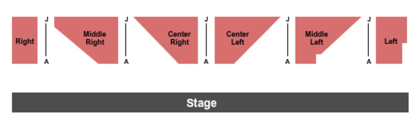 La Jolla Playhouse End Stage