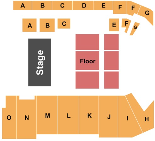 Revolution Arena At Revolution Place Tickets In Grande Prairie Alberta Seating Charts Events And Schedule