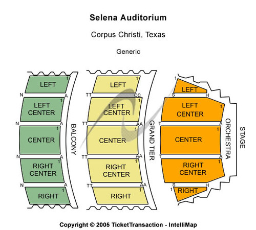 Selena Auditorium Other