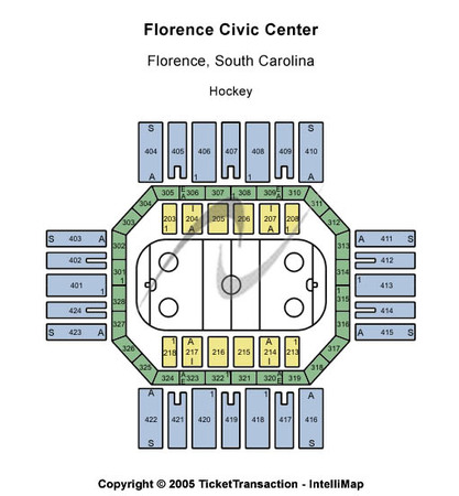 Florence Civic Center Tickets In Florence South Carolina Seating