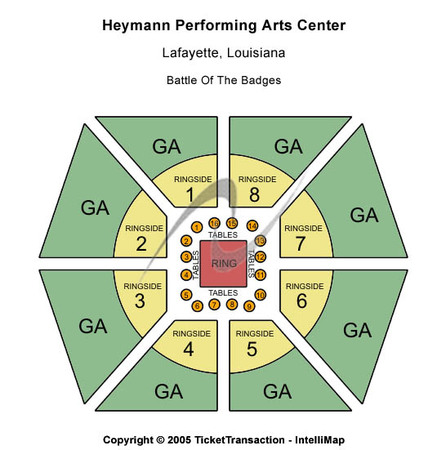 Heymann Performing Arts Center Other