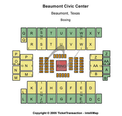 Beaumont Civic Center Other