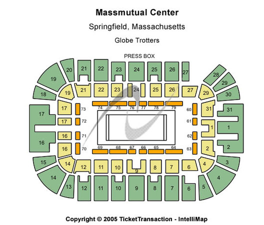 Massmutual Center Globe Trotters