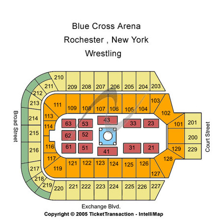Blue Cross Arena Wrestling